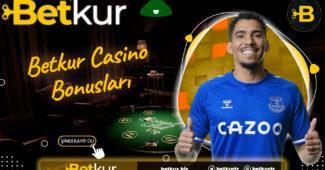 Betkur Casino Bonusları