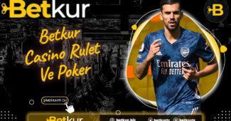 Betkur Casino Rulet Ve Poker