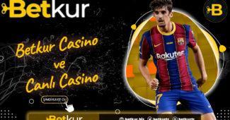 Betkur Casino ve Canlı Casino