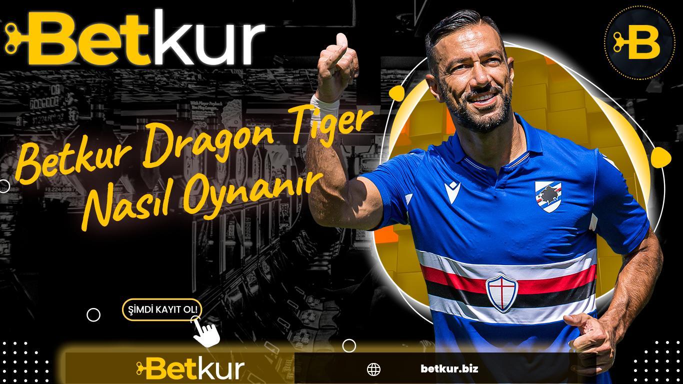 Betkur Dragon Tiger Nasıl Oynanır