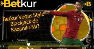Betkur Vegas Style Blackjack